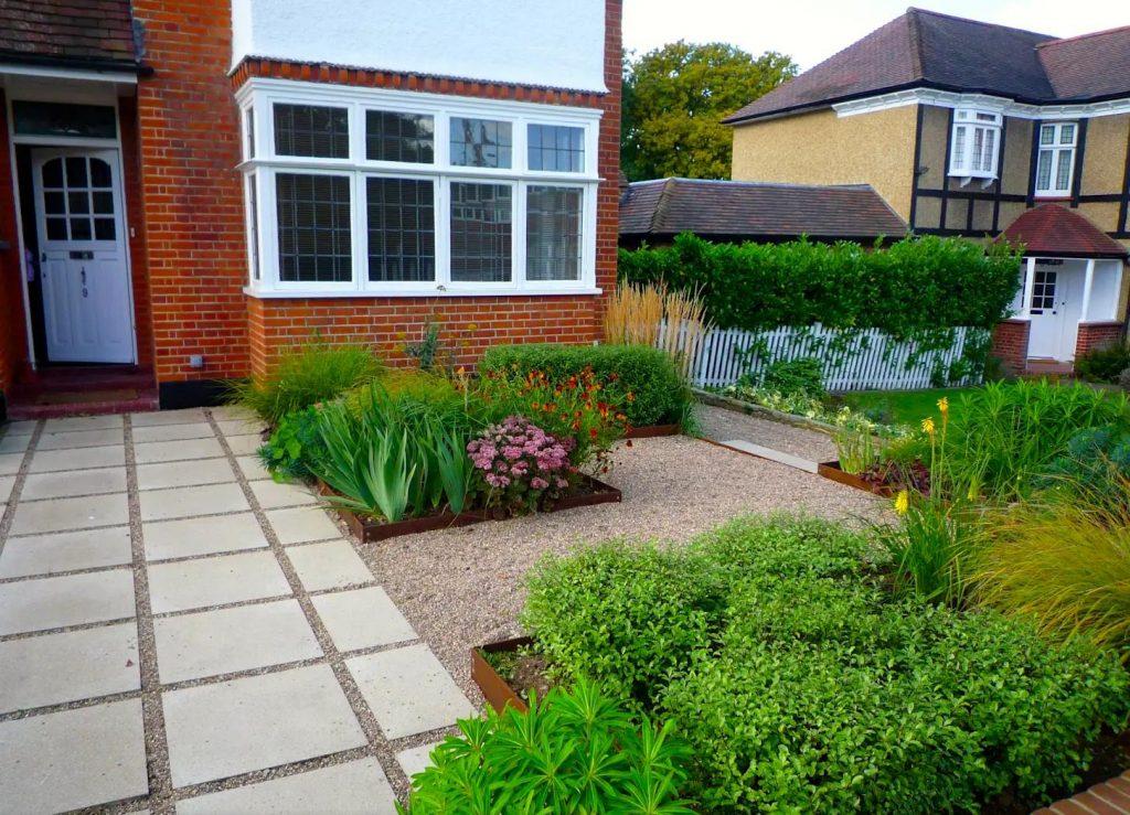 patio front garden
